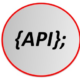 Icône lancement API